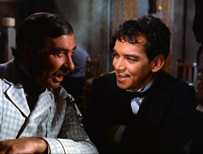 Around the World 80 Days Cantinflas